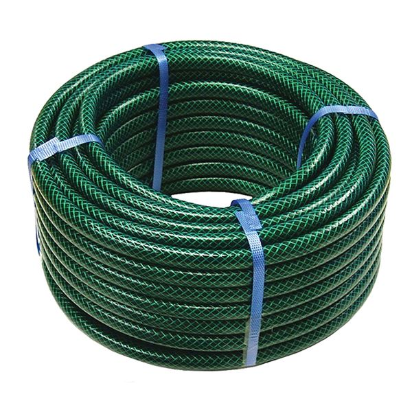 Kingfisher Reinforced Garden Hose Pipe 30Mt