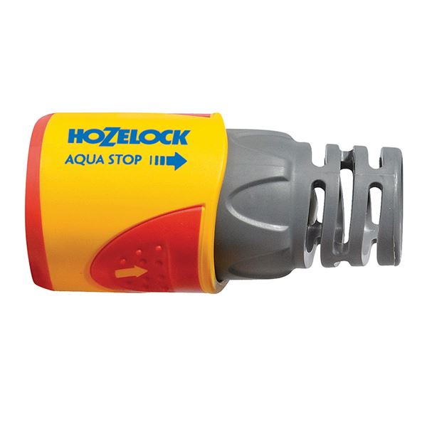 Hozelock Aqua-Stop Connector - (2055)