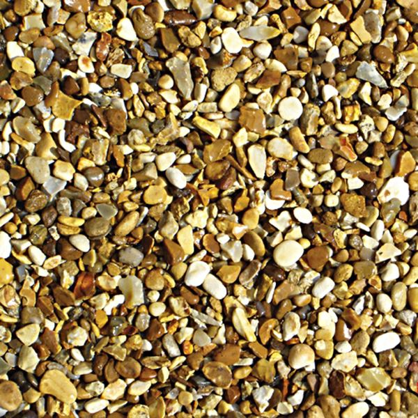 Bulk Bag Of Golden Gravel 10mm