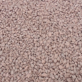 Bulk Bag Of Red Flame Chippings