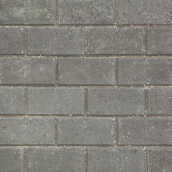 Block Paving - Charcoal - (9.76 Sq/m Pack)