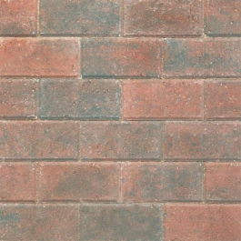 Block Paving 50mm - Brindle