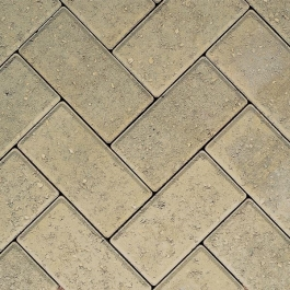 Block Paving 50mm - Buff