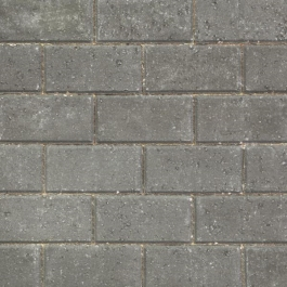 Block Paving 50mm - Charcoal