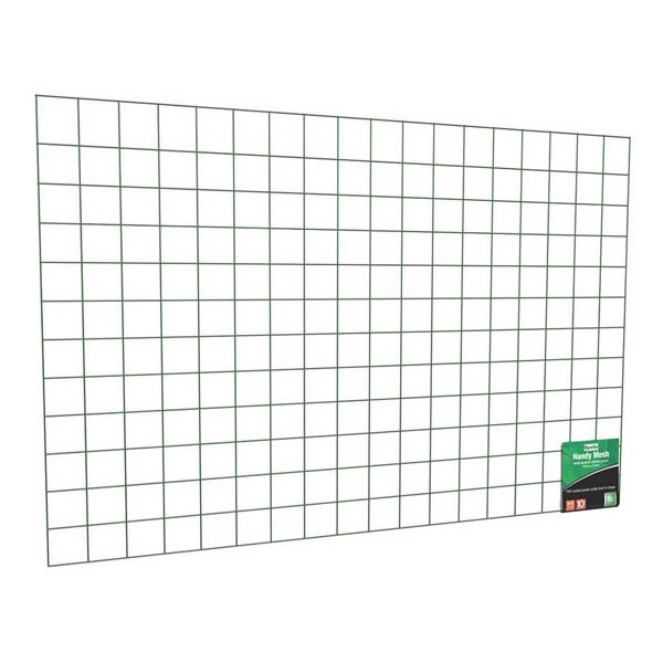 Apollo Handy Mesh Panel - Green PVC - 0.9Mt x 0.6Mt