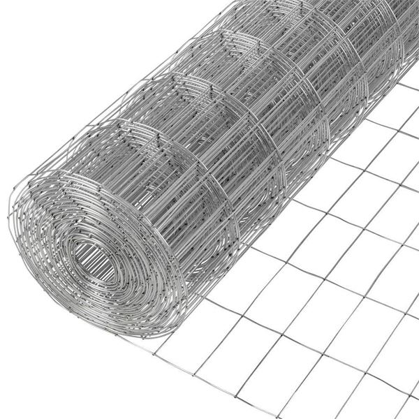 Apollo Galvanised Weld Mesh - 6Mt x 0.9Mt x 13mm x 13mm