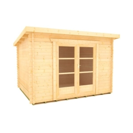The Corbetti - 28mm Log Cabin - 8Ft Length x 8Ft Width