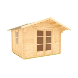 The Panthera - 28mm Log Cabin - 12Ft Length x 12Ft Width
