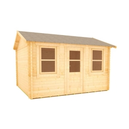 The Sabre - 28mm Log Cabin - 12Ft Length x 8Ft Width