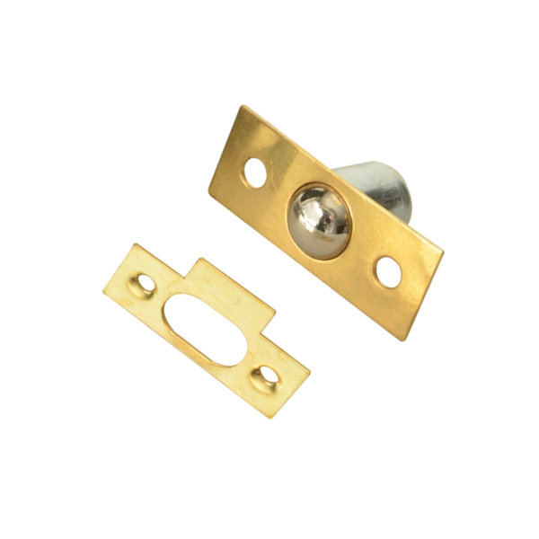 Bales Catch 16mm - Brass Plated - (001986N)