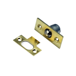 Ball Catch 50mm - Brass Plated - (001993N)