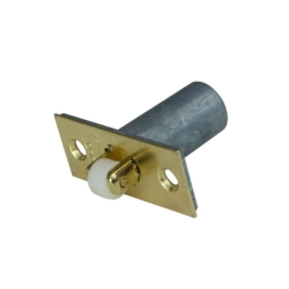 Roller Catch 19mm - Brass Plated - (001924N)