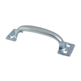Cabinet Handle - Front Fix 125mm - Steel - (HA0810B)