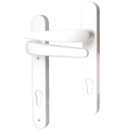 UPVC Door Handles - White - (DH1W)