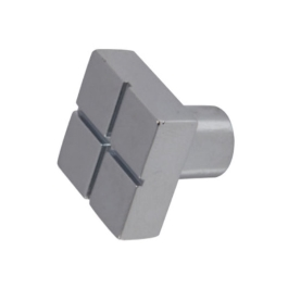 Cabinet Knob - Tile 20mm - Polished Chrome - (HA0709B)