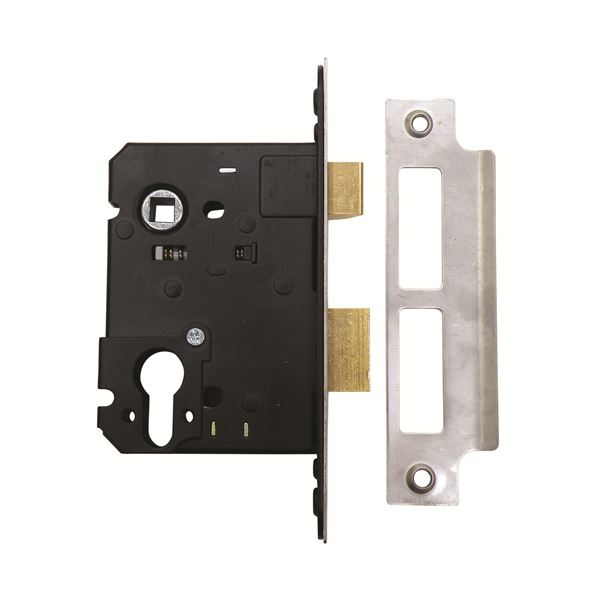 Sterling Euro Sashlock Case 65mm - Dual Profile - Stainless Steel