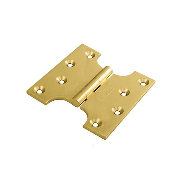 Centurion Parliament Hinge 100mm - Brass