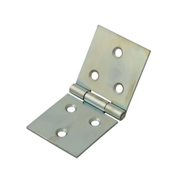 Back Flap Hinges 30mm - Satin Chrome - (Pack of 2) - (003980N)