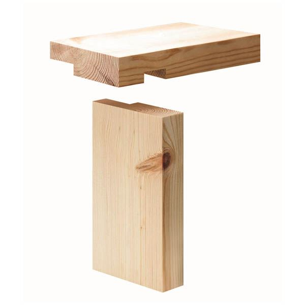 "Softwood Door Casing Set 5.5"" - Internal"