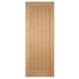 "Oak Mexicano Door - 78"" x 24"""