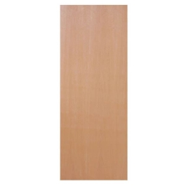"HDF Interior Flush Door - 78"" x 27"""