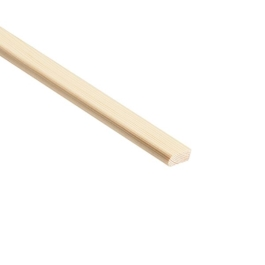 Softwood Parting Bead - 2.4Mt x 21mm x 8mm - (TM651)