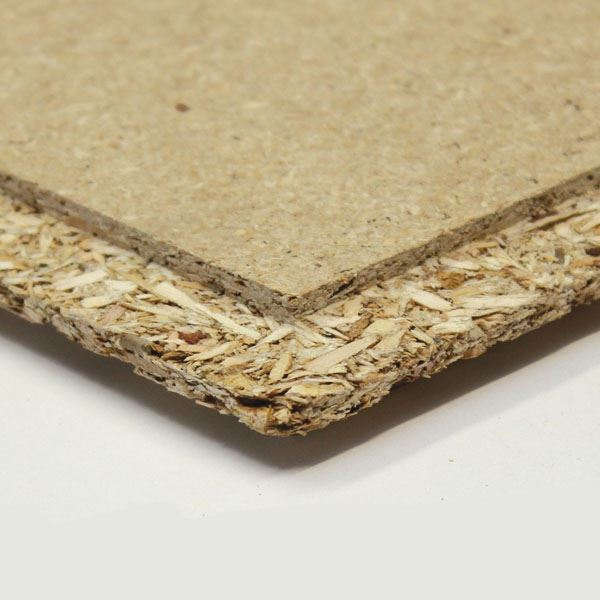 Chipboard T&G Flooring - 18mm x 8Ft x 2Ft - (Treated)