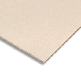 Hardboard Sheet - Cream - 8Ft x 4Ft