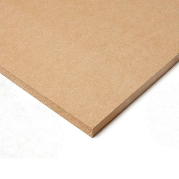 MDF Fibreboard Sheet - 18mm x 2Ft x 2Ft