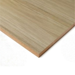 MDF Fibreboard Sheet - 6mm x 8Ft x 4Ft - (Oak Faced)