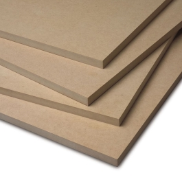 MDF Fibreboard Sheet - 12mm x 6Ft x 2Ft