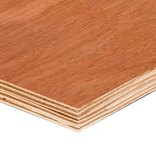 Far Eastern Plywood - 18mm x 2Ft x 2Ft
