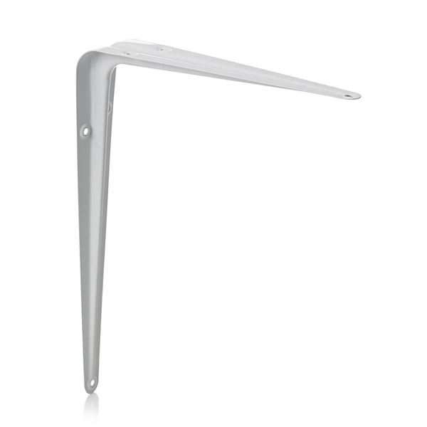 "Shelf Bracket - White - 5"" x 4"""