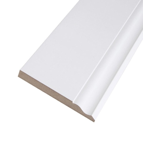 MDF Ogee Skirting - 18mm x 70mm - Per Metre