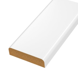 MDF Pencil Round Skirting - 18mm x 95mm - Per Metre