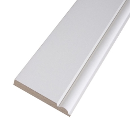 MDF Torus Skirting - 18mm x 120mm - Per Metre