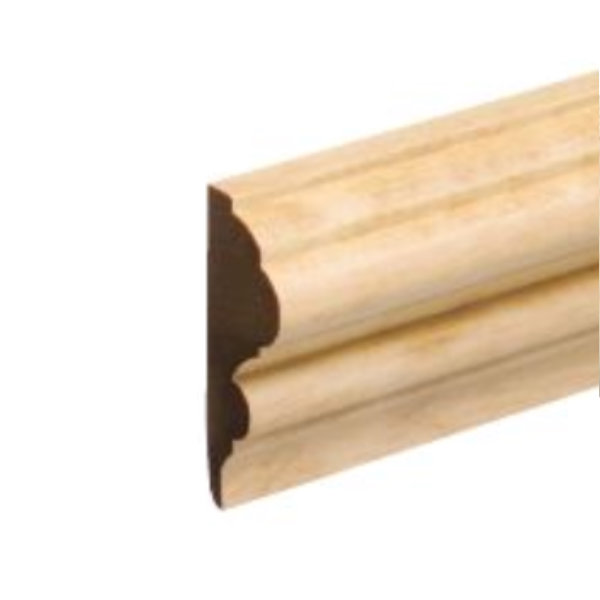 Softwood Dado Rail - 25mm x 75mm - Per Metre