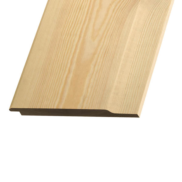 Softwood Shiplap Cladding - 16mm x 125mm - Per Metre