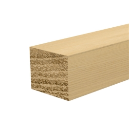 Softwood PSE - 100mm x 100mm - Per Metre