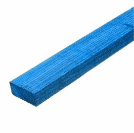Treated Softwood Slate Lath - 25mm x 50mm x 4.8Mt- (Blue Dye)