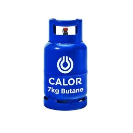 Butane Calor Gas Exchange Cylinder 7Kg
