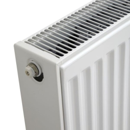 Double Convex Radiator - 600mm x 600mm - (Type 21)