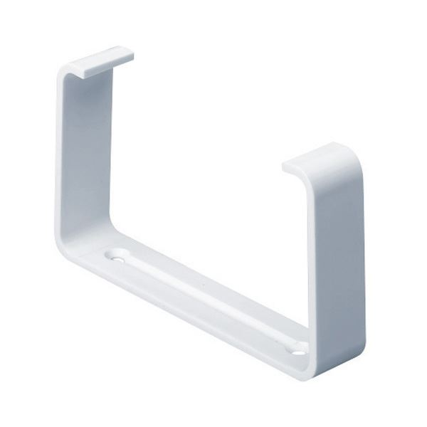 PVC Rectangular Duct Clip - Flat Channel (2) - (9V122-4WH)