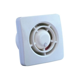Extractor Fan 100mm - Pull Switch - (XF100PB)
