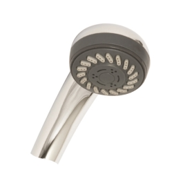 ASP Shower Head - Chrome - 2 Spray / 3 Mode