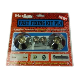 Marflow Fast Fixing Kit Shower (PL4)