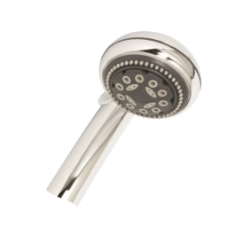 ASP Shower Head - Chrome - 3 Spray / 5 Mode