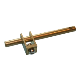 W.C Adjustable Lever Arm - Brass - (9WCARMB)