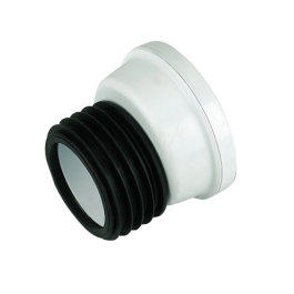 W.C Pan Connector - Off Set Piece - Kwik-Fit - (WC-CON4)