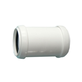 Pushfit Waste - Straight Connector 40mm - (9WPC40)